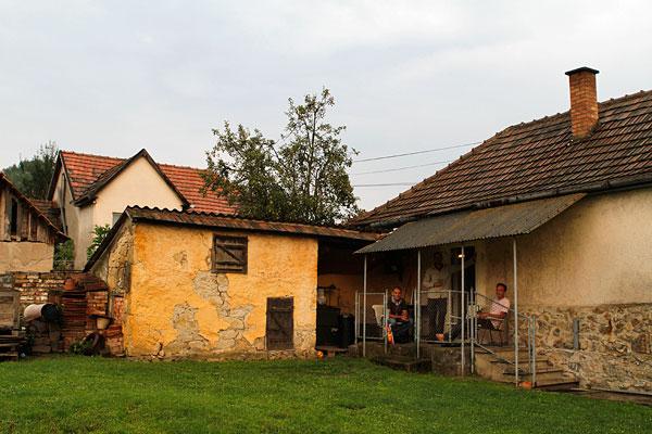 Huisje Hongarije