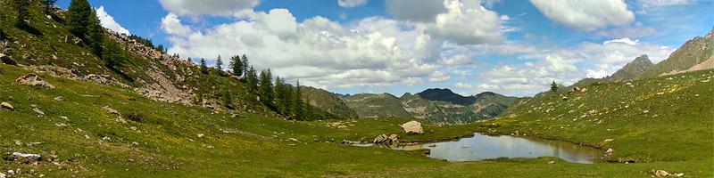 Isola - Passo Lombardo